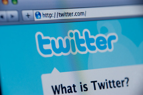 Twitter website screenshot | by Spencer E Holtaway