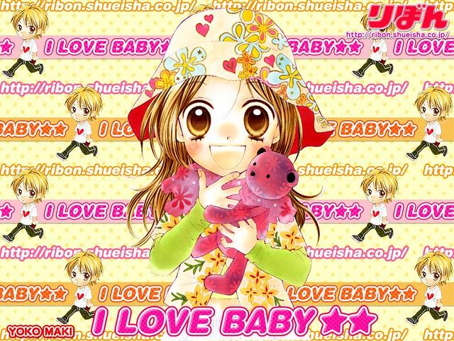 Aishiteruze Baby Wallpaper Wallpaper Oficial De Aishiteru