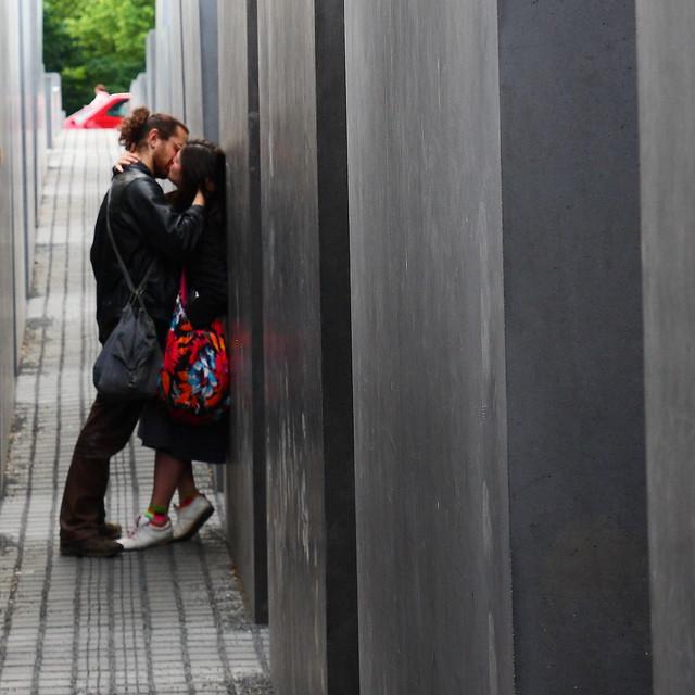 Berlin - Monument à la mémoire des juifs assassinés