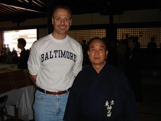 Meeting Kaminoda Tsunemori Sensei | by Mark Tankosich