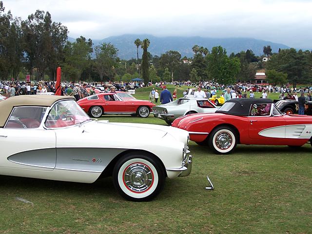Corvette section