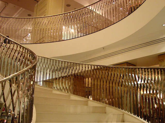 Sophisticated Stairs