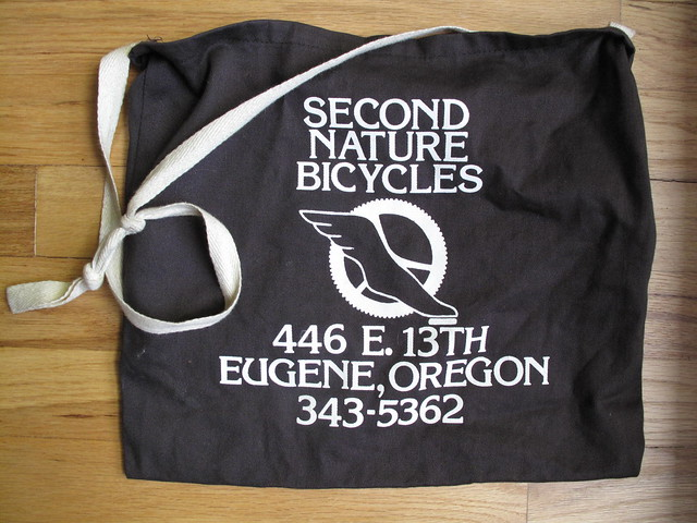 Second nature bicycles musette