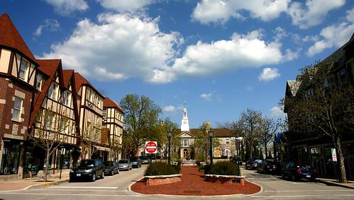 Winnetka_Old Urbanism_Edward Bennet Plan_Village Hall 2