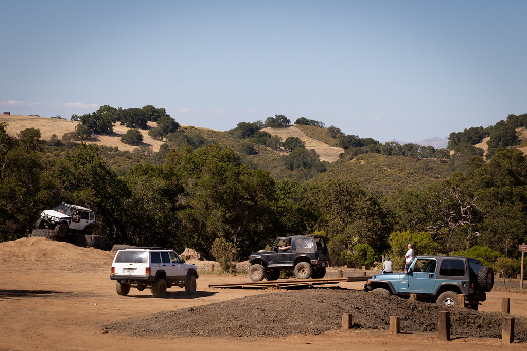 Hollister Hills State Vehicular Recreation Area 9081