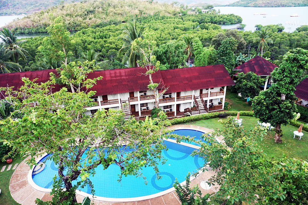 Hotel Review Asia Grand View Hotel In Coron Palawan Flickr