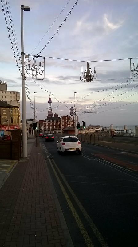 Gay Pride weekend, Blackpool Tower colours (1)