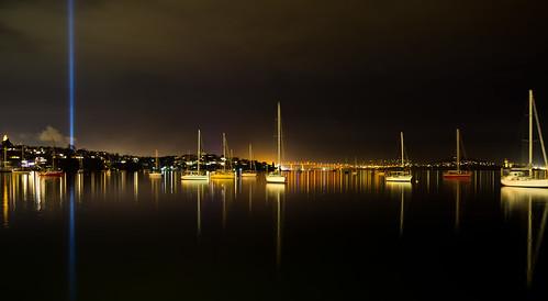 reflection reflections yacht tasmania yachts hobart sandybay darkmofo