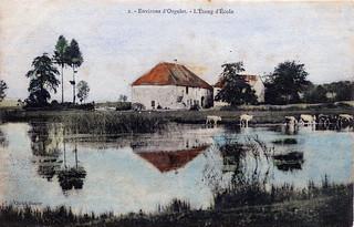 L'étang d'École