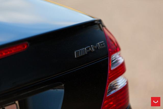 503 Motoring Mercedes-Benz E55 AMG - Vossen VLE-1 Wheels - © Vossen Wheels 2015 - 1051