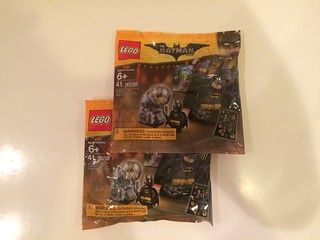 Lego Batman Movie 'Bat Signal' Polybag | by cmay91472