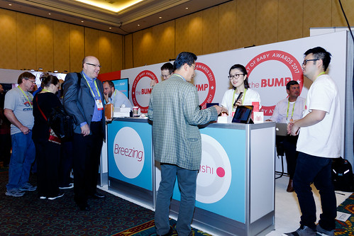 Baby Tech and Beauty Tech Exhibits @ 2017 CES | by digitalhealthsummit
