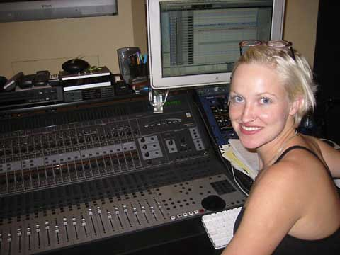 She's a producer, engineer, composer, and plays 5 instruments