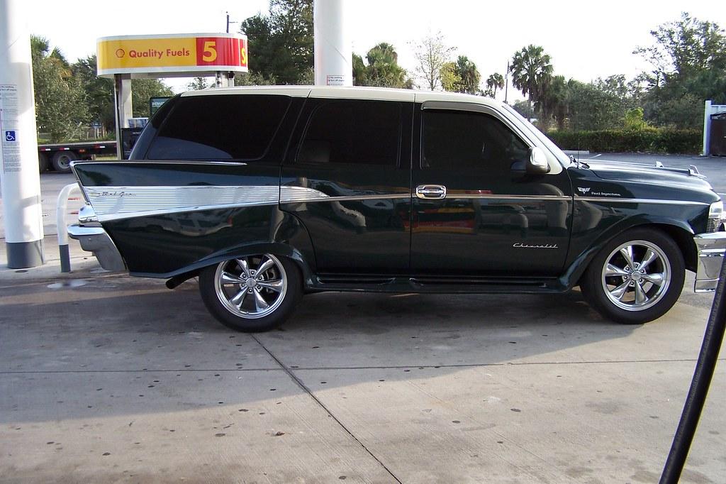 Custom Chevy Tahoe >> Custom Chevy Tahoe A Custom Chevy Tahoe In Buckingham Flo