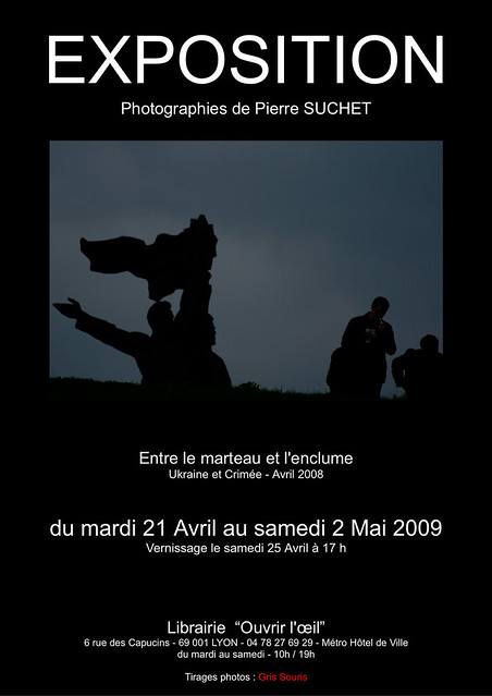 Ma 1ere exposition photo