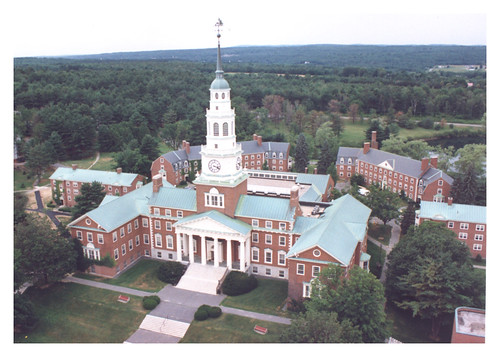 Colby College - Miller Library - June 1994