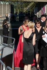 Louise Redknapp at the BAFTA's