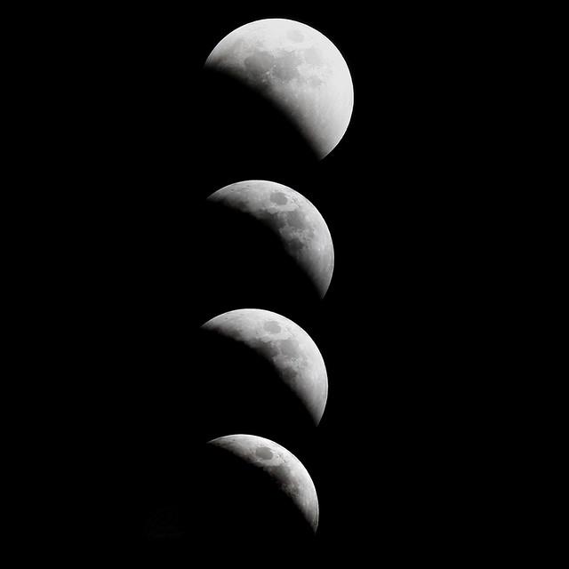 ..::  Total Lunar Eclipse ::..