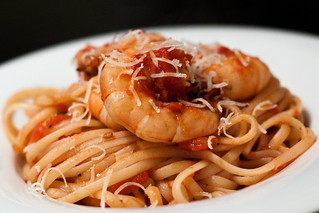 Shrimp Fra Diavolo | by KeriFlur