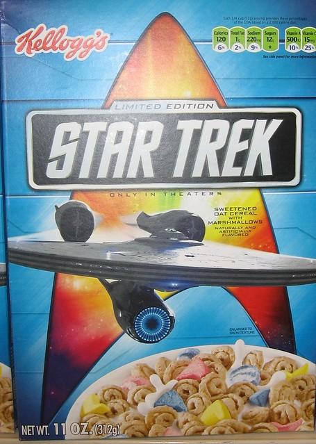 Star Trek Cereal