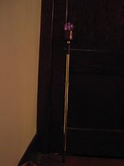 Steampunk Tesla cane | by maker z