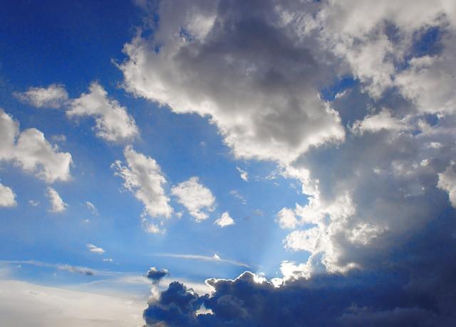Storm Clouds Coming (closeup) - #1606
