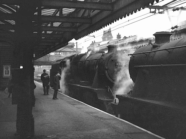 Guide Bridge Manchester Lancashire 4th May 1968