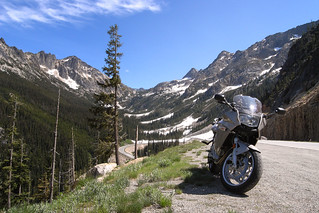 F800ST at Washington Pass | by jeffconlin