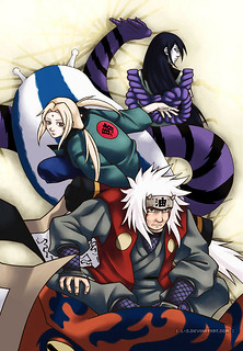 Legendary Leaf Sannin | by Kensei_Dave