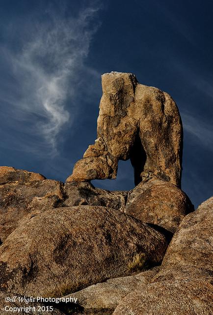 Alabama Hills Lady Boot Arch