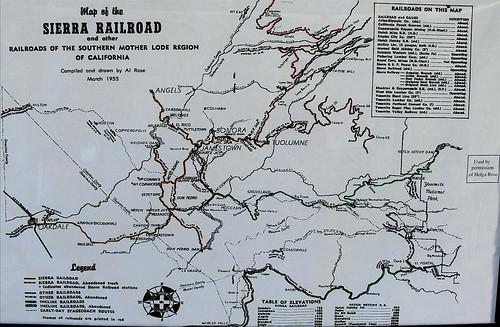 california view map trains passengercar jamestownca sierrarailway jamestownrailwaymuseum
