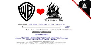 The Pirate Bay April Fool's Day page | by renaissancechambara