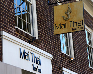 Mai Thai Restaurant Signs | by Mr.TinDC