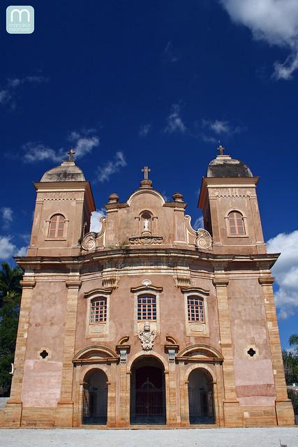 Igreja de São Pedro dos Clérigos em Mariana