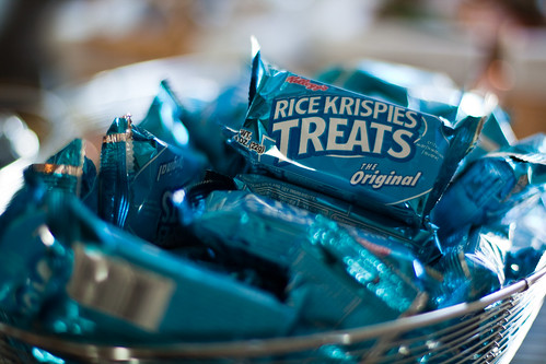 Rice Krispies Treats | by KeriFlur