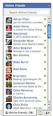 Facebook Chat | by factoryjoe