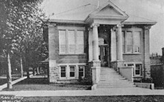 Carnegie Library, c.1920 | by Whitby Archives