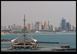 Kuwait City Waterfront
