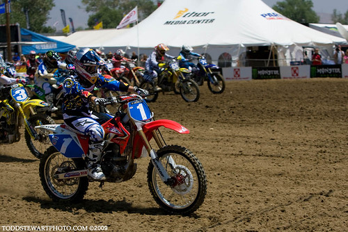 Ashley Fiolek Holeshot