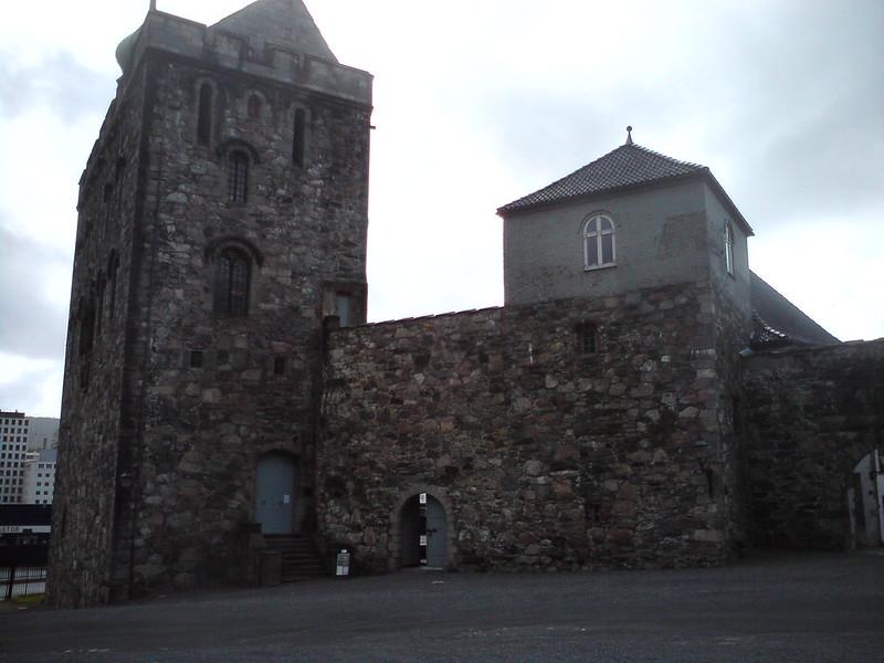 Bergen fortress