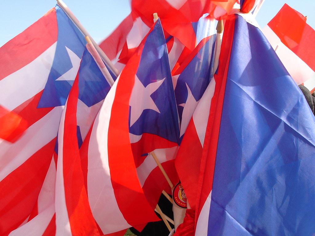 Puerto Rican Flag Bandera De Puerto Rico Www Flechasct Or Flickr