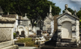 cemetery. New Orleans, LA | by Chris Richards1