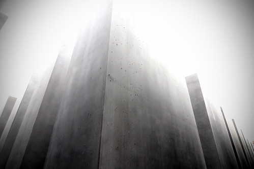 holocaust monument Berlin | by flo and me