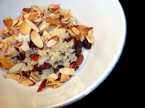 Breakfast Quinoa | by The Daily Digress