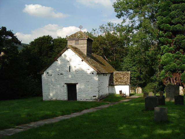 St Davids church.