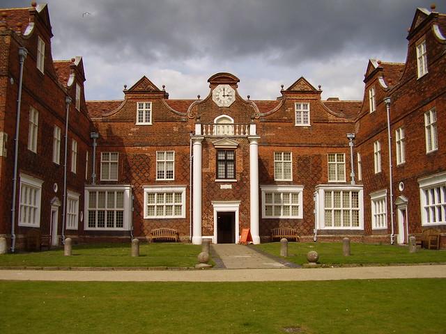 Ipswich - Christchurch Mansion 4