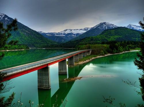 Sylvenstein Bridge | by Claude@Munich