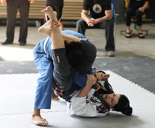 Triangle choke | by San Diego Shooter
