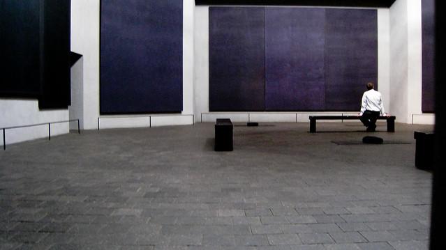 8/17/09 Houston - Rothko Chapel