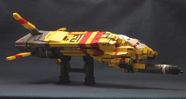 Taiidan Gunship Ver.1